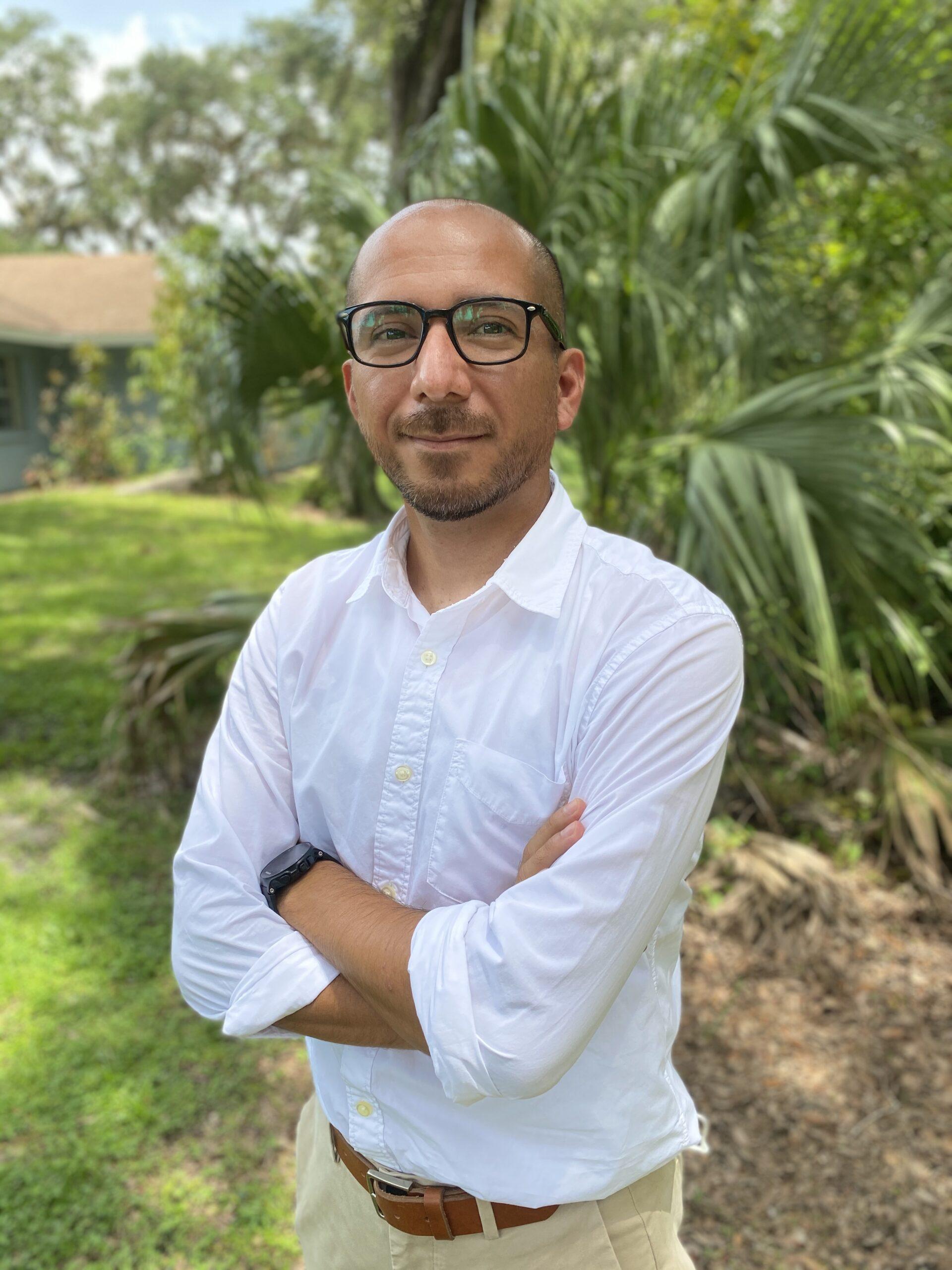 Jorge Rivas-Carrillo, MSW